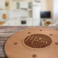 Mam Chopping Board