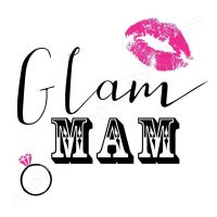 Glam Mam Card North East