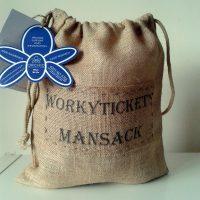 Workie Ticket Mansack
