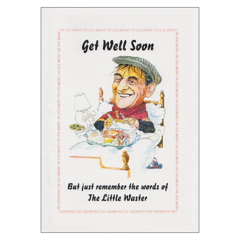 words for get well cards