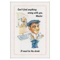 Bobby Thompson Little Waster Card
