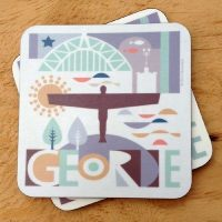 Newcastle Geordie City Coaster