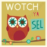 Geordie Card Wotch Ya Sell - Cards For Geordies - Leaving Card