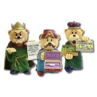 Bad Taste Bears Nativity