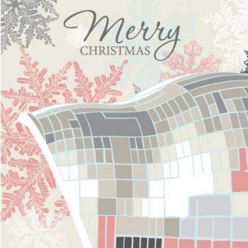 Sage Gateshead Christmas Card