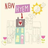 Northumbrian Card New House