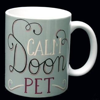 Calm Doon Pet Mug