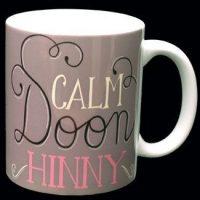 Calm Doon Hinny Mug