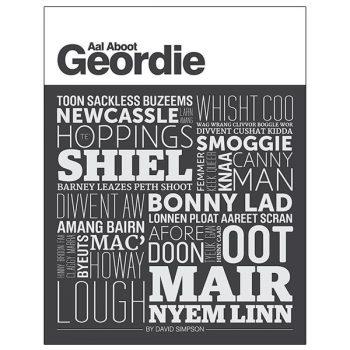 Aal aboot Geordie Book
