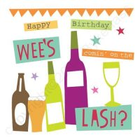 Mackem Card - Happy Birthday – Wee's Comin' On The Lash?