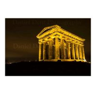 Penshaw Monument Photo Print by Daniel Dent