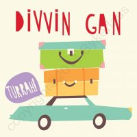 Divvin Gan Leaving Card