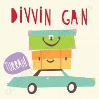 Divvin Gan Leaving Card