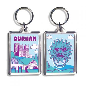 Durham Keyring
