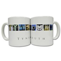 Places In Pictures Tynemouth Mug