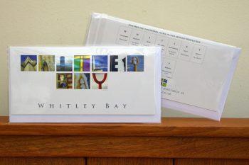 Whitley Bay Photo Card