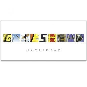 Gateshead Photo Card