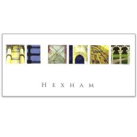 Hexham Photo Card