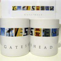 Gateshead Photo Mug