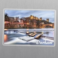 Durham Cathedral Fridge Magnet