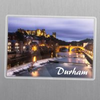 Durham Cathedral Fridge Magnet