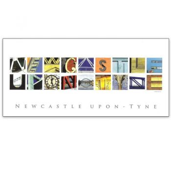 Newcastle Photo Card