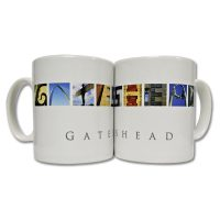 Places In Pictures Gateshead Mug