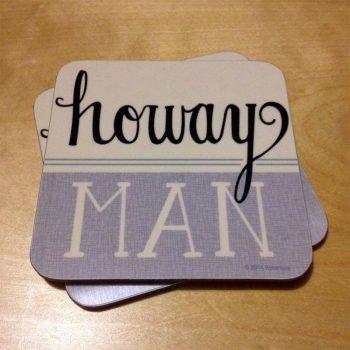 Howay Man North East Coaster