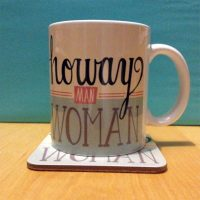 Howay Man Woman North East Mug