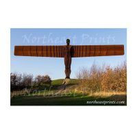 Angel Of The North Photo Print