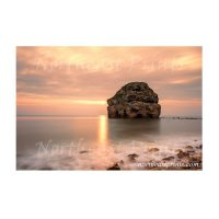 Marsden Rock Photo Print