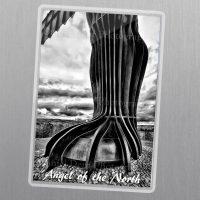 Angel Of The North Fridge Magnet