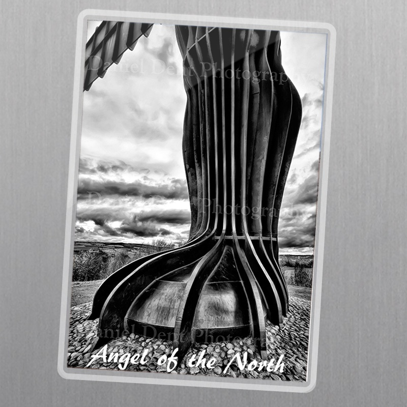 Magnet - Angel Of The North (Foot)