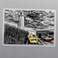 St. Mary's Lighthouse Magnet