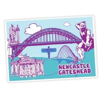 Newcastle Gateshead Magnet