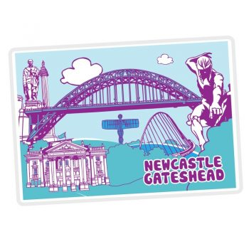 Newcastle Gateshead Magnet