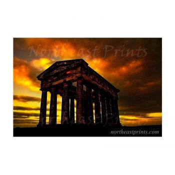 Penshaw Monument Photo Print