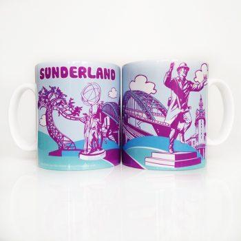 Sunderland Icons Mug