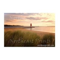 South Shields Sunrise Photo Print