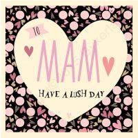 Mam Card Birthday Mother's Day