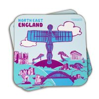 North East Gits Icons Coaster