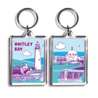 Whitley Bay Keyring