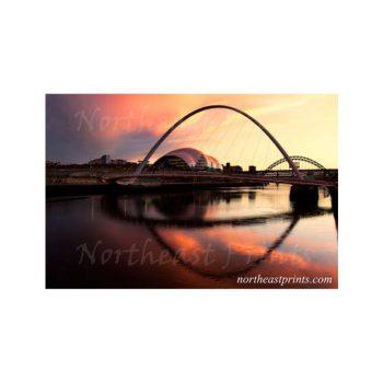 Gateshead Quays, Bridge & Sage
