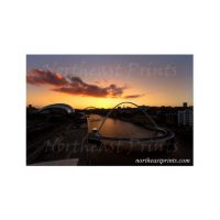 Gateshead Quays, Bridge & Sage