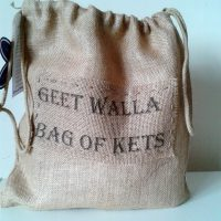 Mansack Bag Of Kets