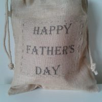 Fathers Day Man Sack
