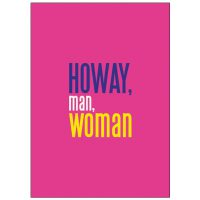 Howay Man Woman MyWorld Card