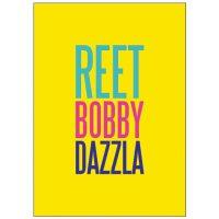 Reet Bobby Dazzla MyWorld Card