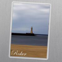 Roker Lighthouse Magnet