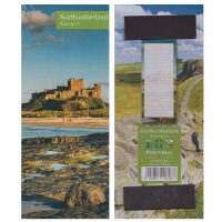 Northumberland Shopping List Magnet